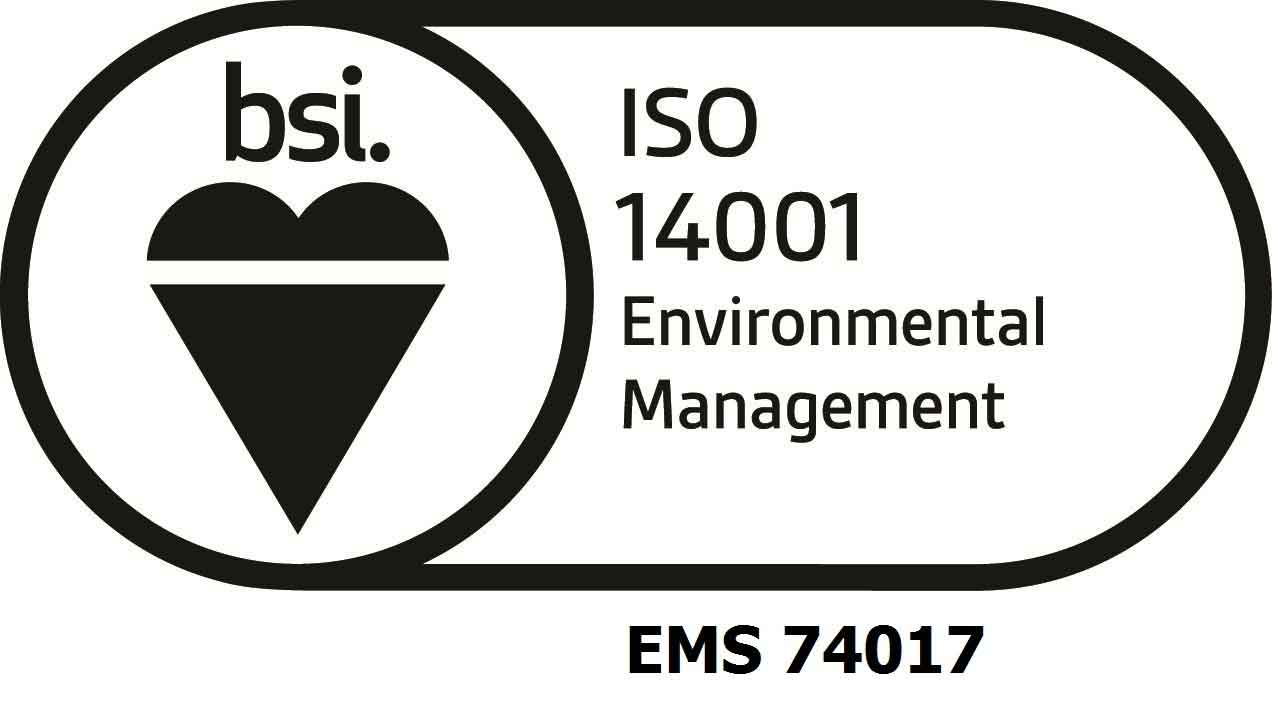 ISO 14001 Environmental Management System standard manufacturer.